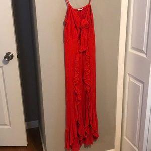 ILLA ILLA Dresses - 🌿Coral Dress, Size Small